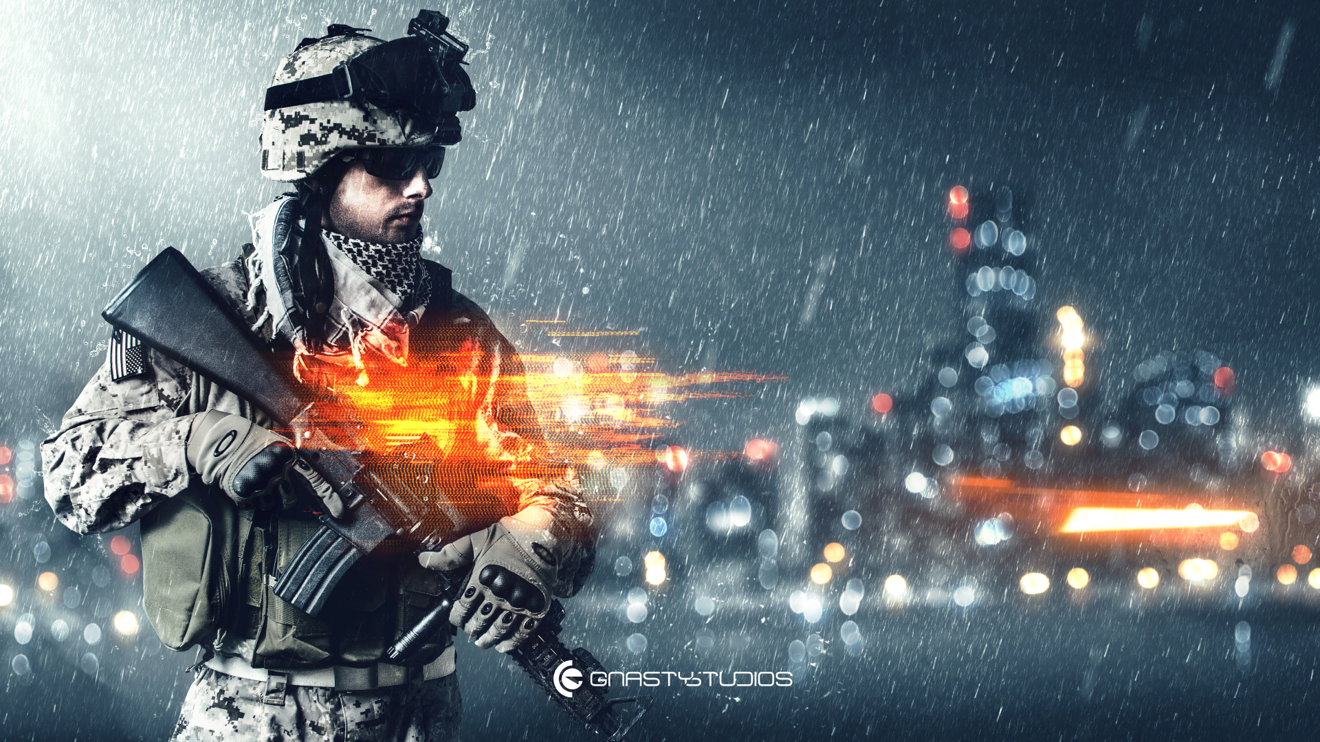 Battlefield 4 fan art by nordlingart on deviantart - Bf4 wallpaper ...