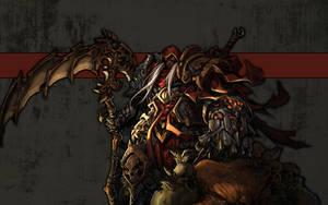Darksiders Wallpaper by Shenkal