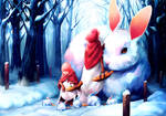 Rabbits of Winteria