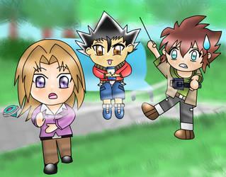 Team Dungeon by SuriiSky