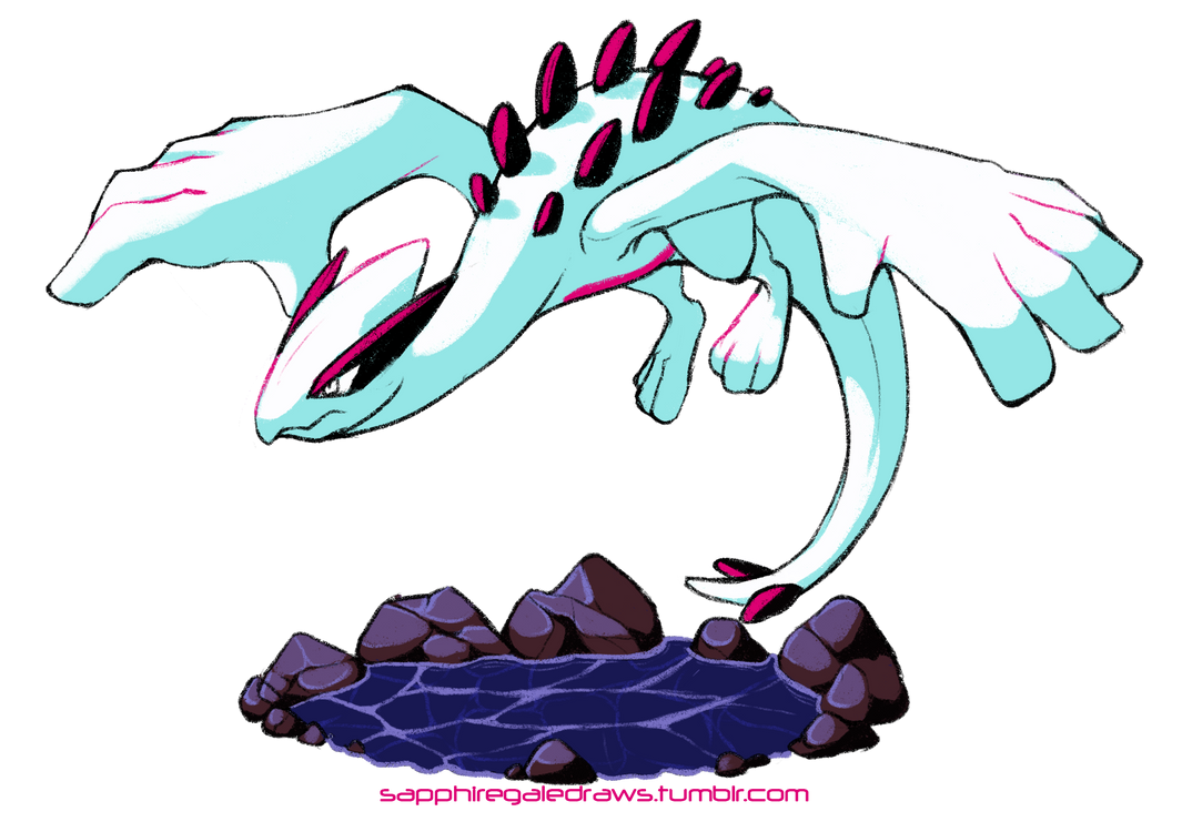 Pokemon Shadow Lugia Shiny Images | Pokemon Images