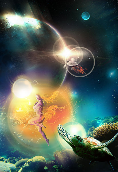 Space by maverick-mj