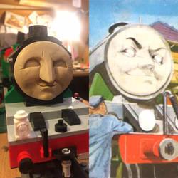 Henry's Enterprising Face