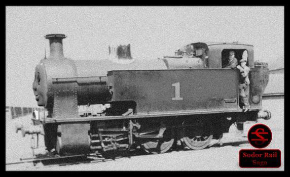 Sodor Rail Saga (Steam): NWR 1 Thomas