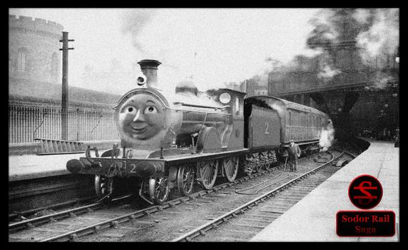 Sodor Rail Saga (Steam): NWR 2 Edward