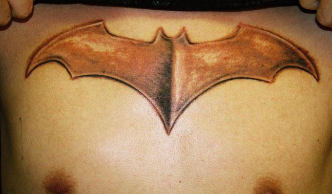 batman begins by tattooedone