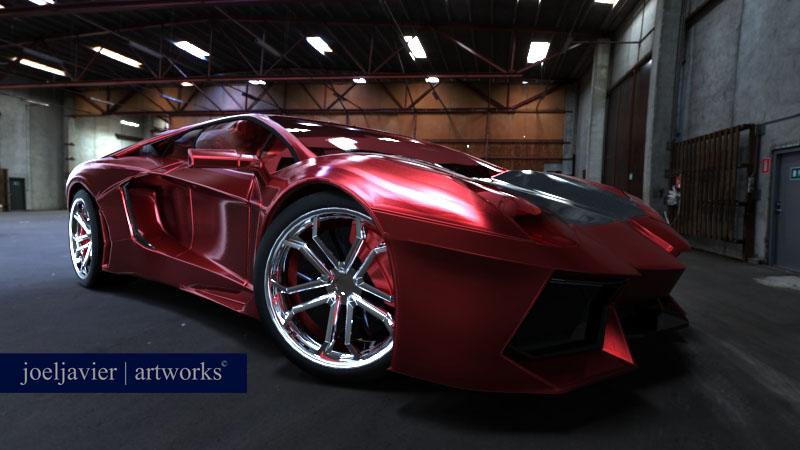 Lamborghini Aventador 2012 New Car 3d Model By Yesmanjoel On Deviantart