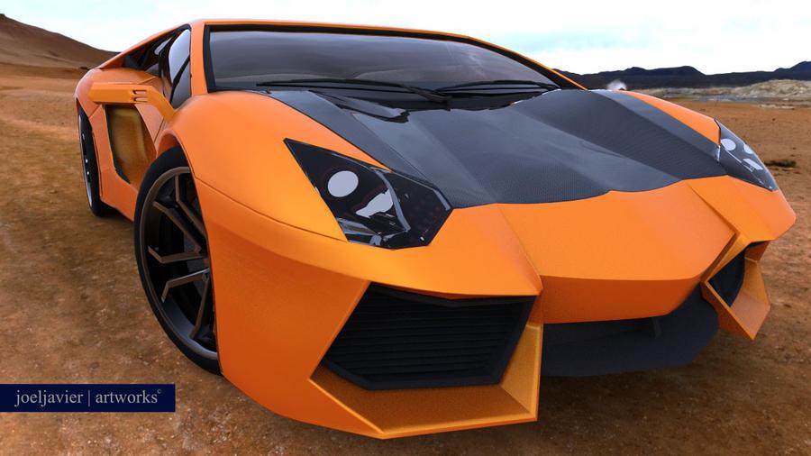 Lamborghini Aventador 2012 New Car 3D Model By YESMANjoel ...