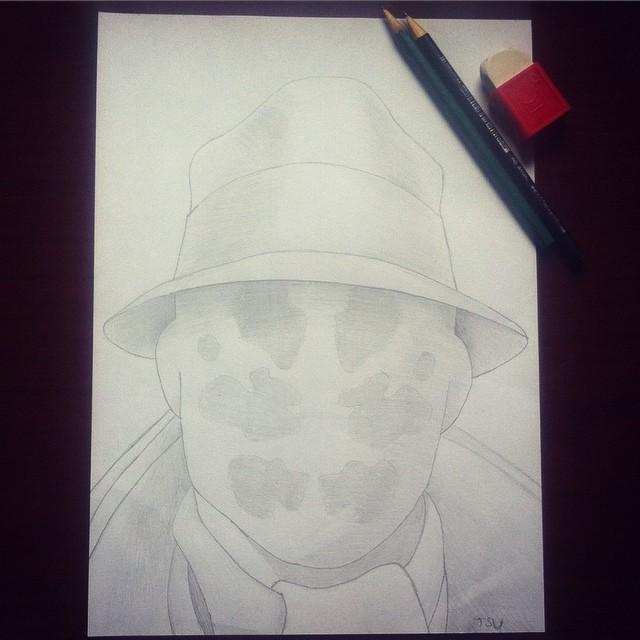 Rorschach by xTsu