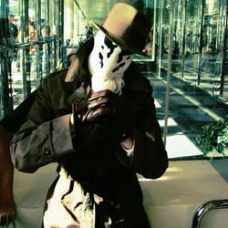 Rorschach Cosplay by joshspiderman238