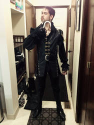 Captain Hook Once Upon A Time Cosplay Teaser by joshspiderman238
