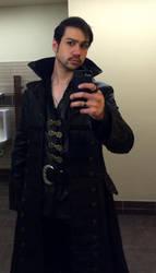 Killian Jones Captain Hook Once Upon A Time by joshspiderman238