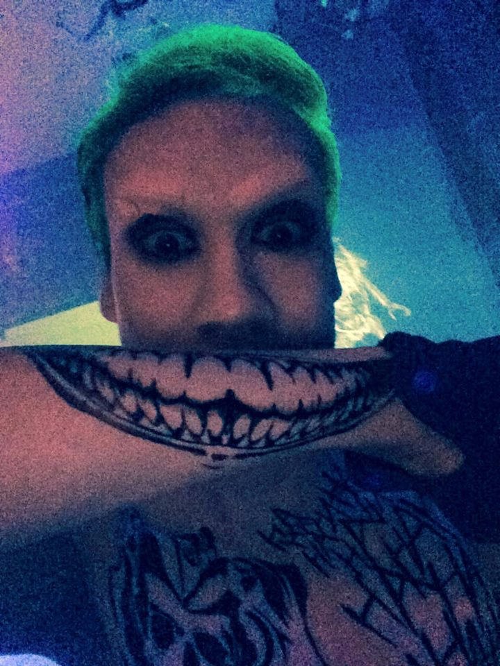 Joker Suicide Squad by joshspiderman238