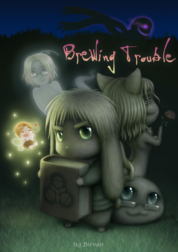 Brewing Trouble- Cover Project by Birvan