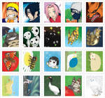 Anipop Stamps