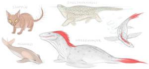 Iceland Creatures
