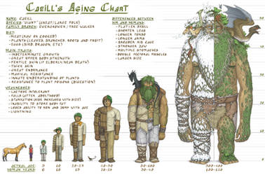 Caeill's Aging Chart (Revamp) by Birvan