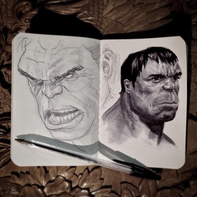 Hulk by alextso