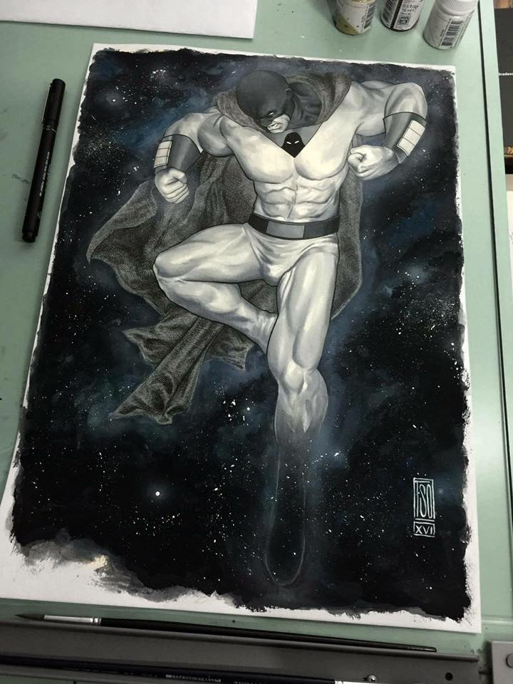 Space Ghost by alextso