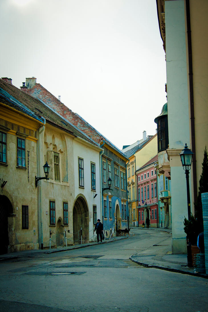 Sopron by TaniMushroom