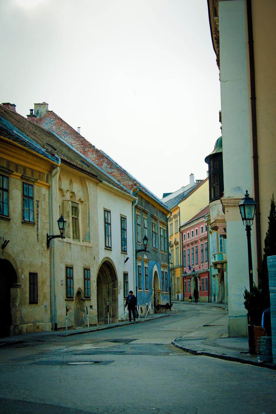 Sopron by TaniMushroom