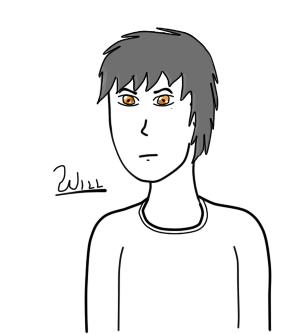 Desenho aleatorio   Random Drawing by WillJonh