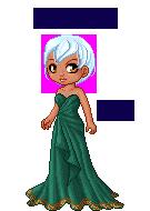 Octavia Dress by Maria-Minamino