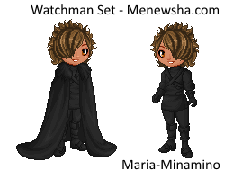 Watchman Set by Maria-Minamino