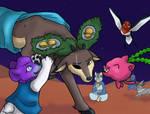 Cactus Fields - General Task 01 - Team KiaBD