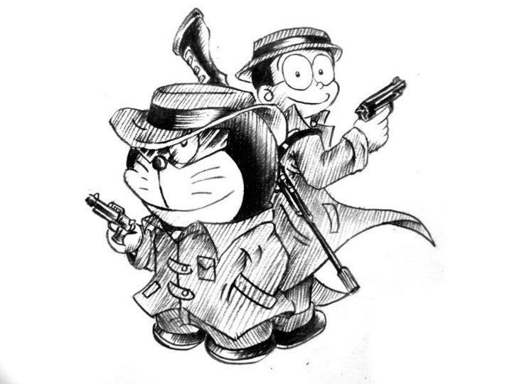 Doraemon - Nobita by YzalLazy on DeviantArt