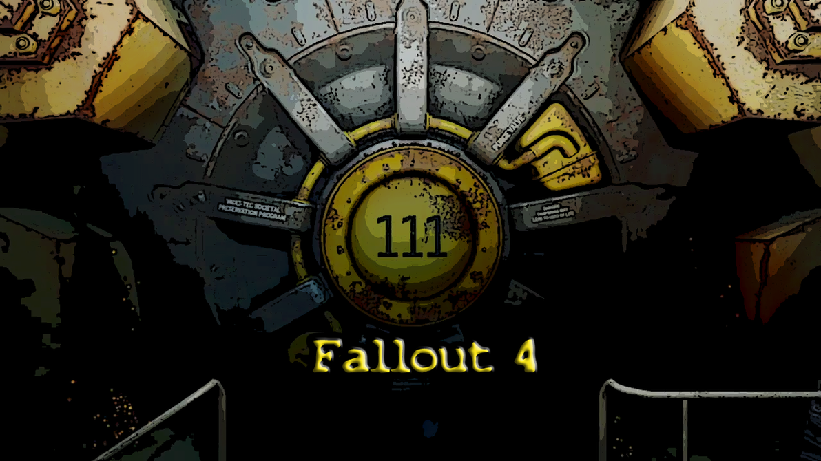 Fallout 4 by Zombie-Spartan