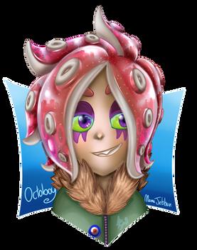 Splatuber - Octoboy
