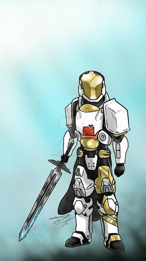 Destiny 2: Titan by MechanicalDan on DeviantArt