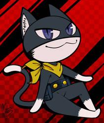 Morgana by MelanieTheBobcat