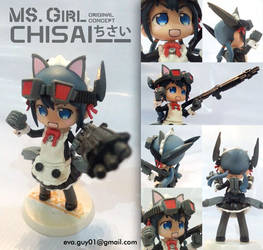 MS. Girl Chisai