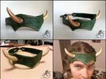 Loki Headband - Leather