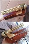 Steampunk Gatling Gun Bracer