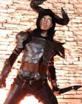 Diablo Demon Hunter Cosplay