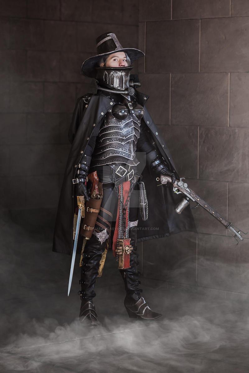 Inquisitor Adrastia Cosplay by JAFantasyArt by JAFantasyArt