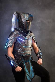 Cyber Knight Armor