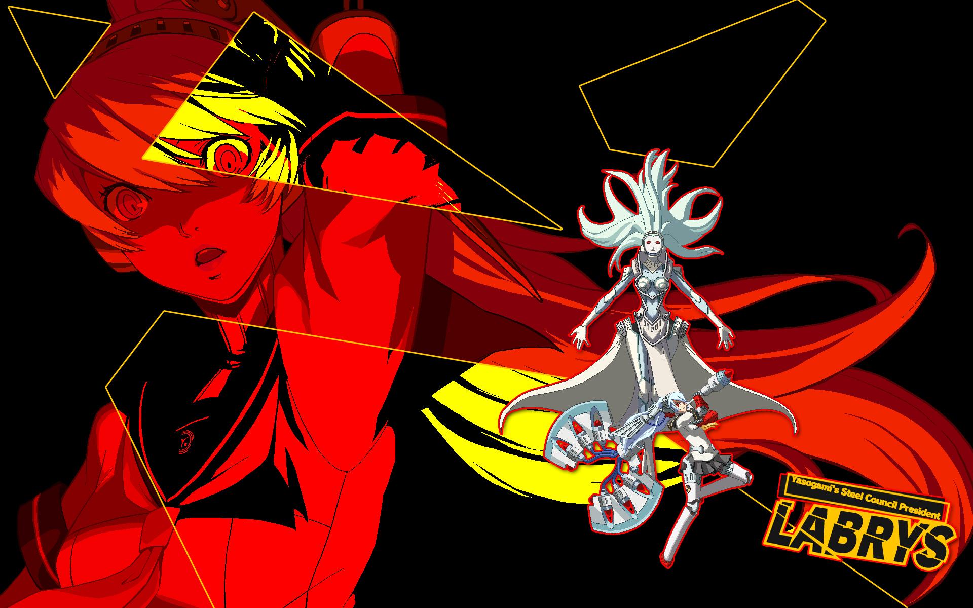Persona Community Thre...Persona 4 Arena Yukiko Amagi