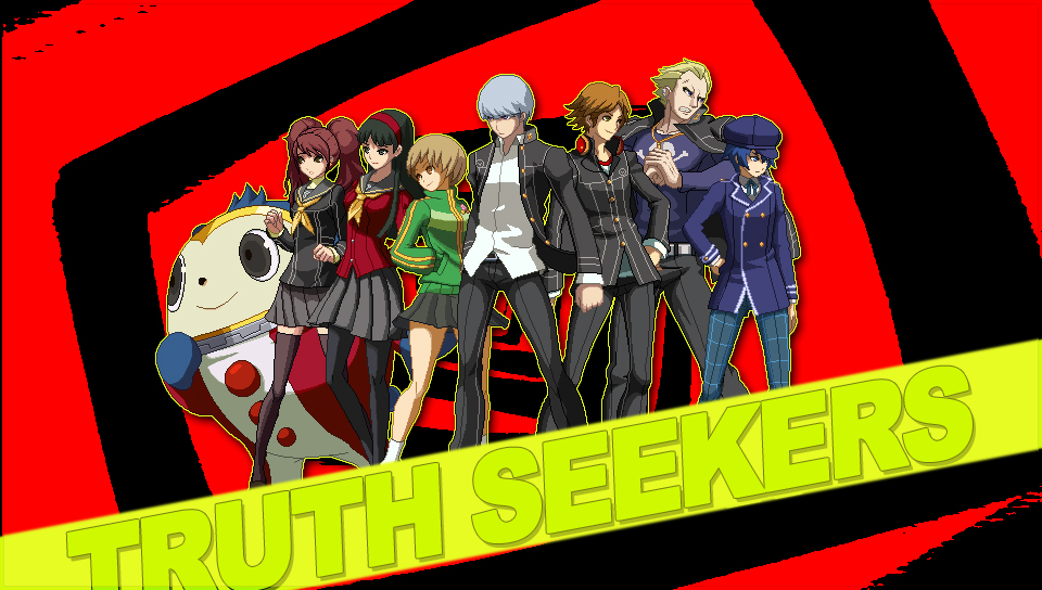 Persona 4 Vita Wallpaper By