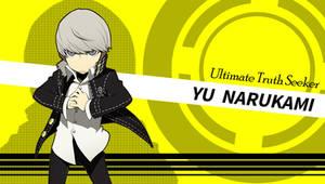 Yu Narukami - Persona x Danganronpa