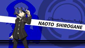 Naoto Shirogane - Persona x Danganronpa
