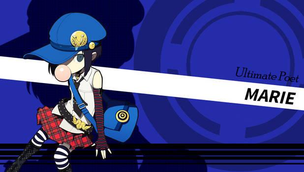 Marie - Persona x Danganronpa