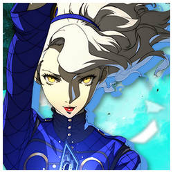 Margaret - Persona 4 Arena Ultimax Avatar