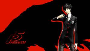 Persona 5 Wallpaper - Protagonist