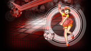 Persona 4 DAN - Nanako Dojima HD Wallpaper