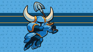 Shovel Knight - HD Sprite Wallpaper
