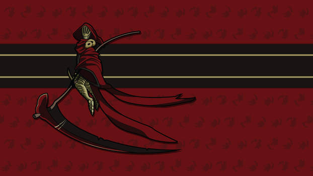 Specter Knight - HD Sprite Wallpaper